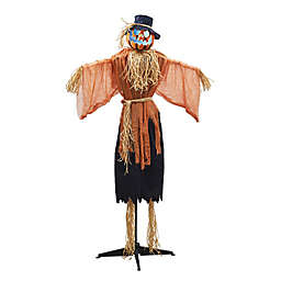 Gallerie II Sound & Motion Wicked ScarecrowHalloween Figurine