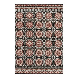 Momeni® Baja Area Rug in Charcoal