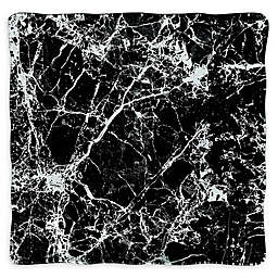 Badash Black Marble 12-Inch Square Serving Tray