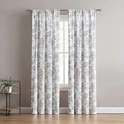 Calera 2-Pack Rod Pocket Window Curtain Panels