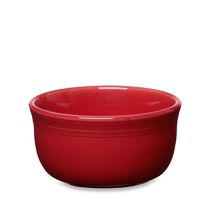 Alternate image 1 for Fiesta® Gusto Bowl in Scarlet