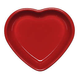 Fiesta® Medium Heart Bowl in Scarlet