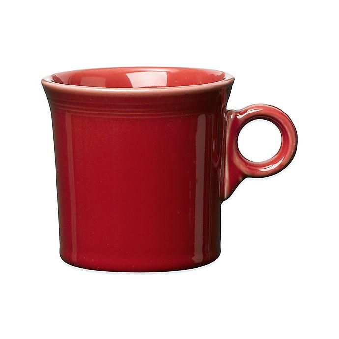 Alternate image 1 for Fiesta® Mug in Scarlet