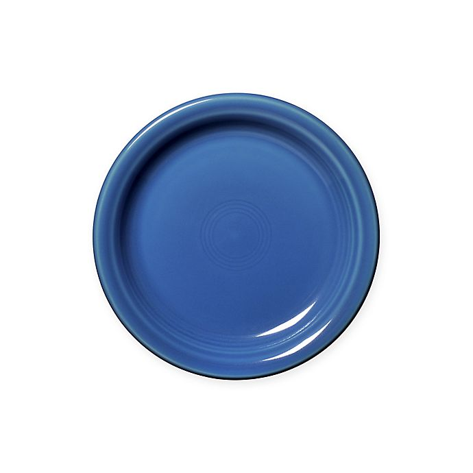 Alternate image 1 for Fiesta® Appetizer Plate in Lapis