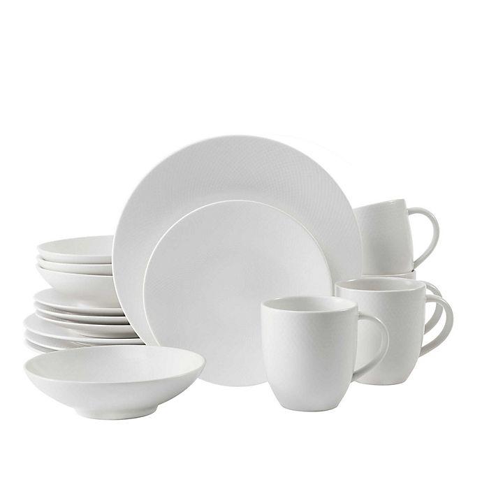 Alternate image 1 for Neil Lane™ by Fortessa® Trilliant 16-Piece Dinnerware Set