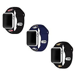 NHL Apple Watch® Silicone Band Collection