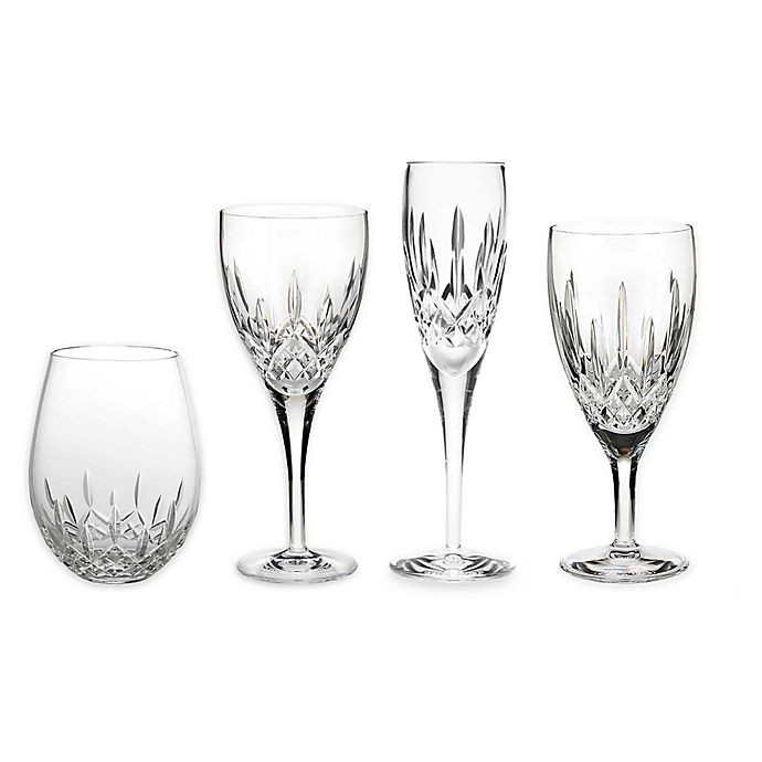 Alternate image 1 for Waterford® Lismore Nouveau Wine Glass Collection