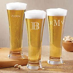 Luigi Bormioli Personalized Beer Pilsner Glass