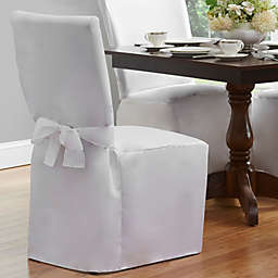 Enjoyable Dining Room Chair Covers Slipcovers Seat Covers Bed Pabps2019 Chair Design Images Pabps2019Com