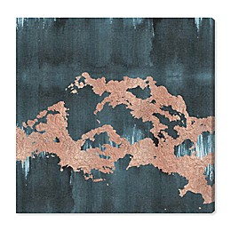 Oliver Gal Cloudy with a Chance of Glam Canvas Wall Art