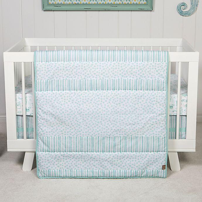 Trend Lab Taylor Crib Bedding, Beach Baby Crib Bedding