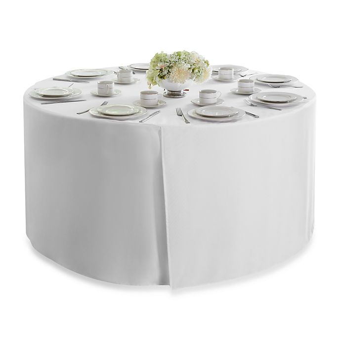 Round 60 Inch Folding Table Tablecloth