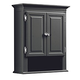 Wakefield No Tools Wall Cabinet in Grey