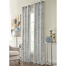 Commonwealth Home Fashions Conrad Grommet Room Darkening Window Curtain Panel