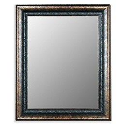 Hitchcock-Butterfield Bromwell Mirror in Bronze/Black