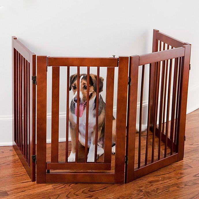 Primetime Petz 360 Configurable Gate With Door Bed Bath Beyond