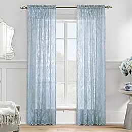 Commonwealth Home Fashions Columbus Tailored Rod Pocket Window Curtain Panel