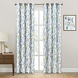 Brookstone® Salano Floral Blackout Curtain Panel