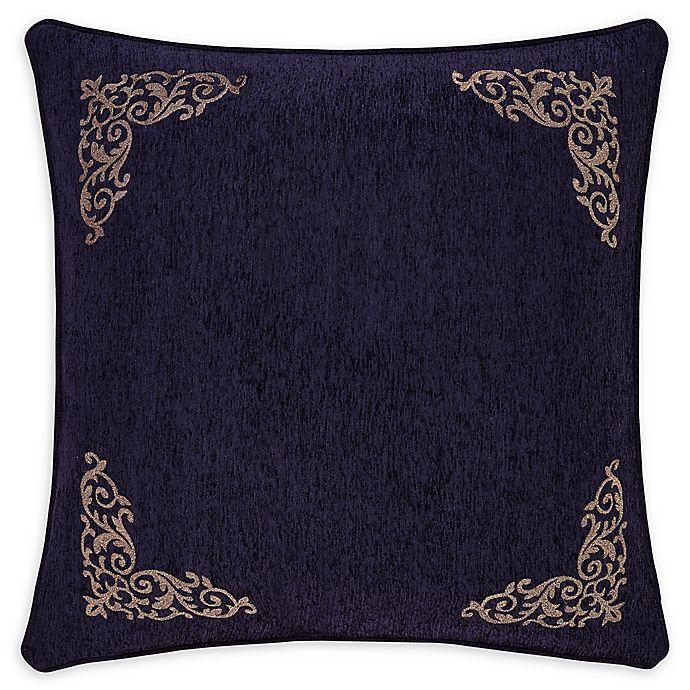 Alternate image 1 for J. Queen New York Taormina European Sham in Blue