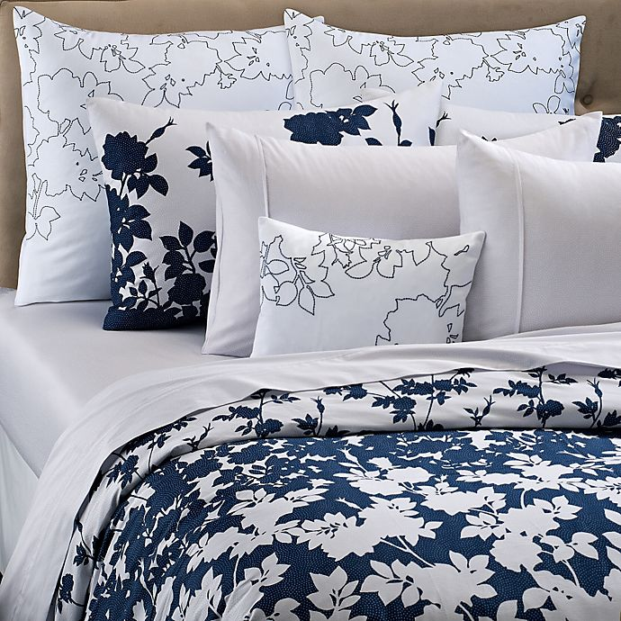 Barbara Barry 174 Kimono Duvet Cover Bed Bath And Beyond Canada