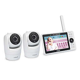 VTech® RM5762 5-Inch Wi-Fi Remote Access Digital Video Baby Monitor Collection