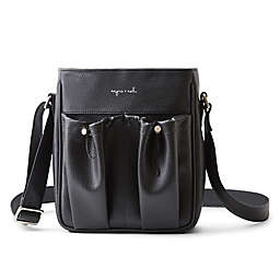 Anjie+Ash™ Crossbody Parent Diaper Bag in Black