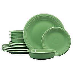 Fiesta® 12-Piece Classic Dinnerware Set in Meadow