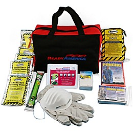 Ready America® 1 Person 3 Day Emergency Tote Kit