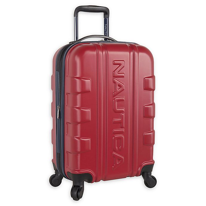 Alternate image 1 for Nautica Clipper 20-Inch Hardside Expandable Spinner Carry On Luggage