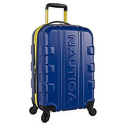 Nautica Clipper 20-Inch Hardside Expandable Spinner Carry On Luggage