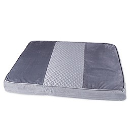 Brookstone® Cooling Pet Cushion in Grey