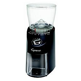 Capresso® Infinity PLUS Conical Burr Grinder in Black
