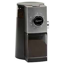Capresso® Grind Select Burr Grinder in Black/Silver