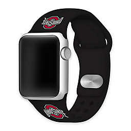 Ohio State University Apple Watch® Short Silicone Band in Red