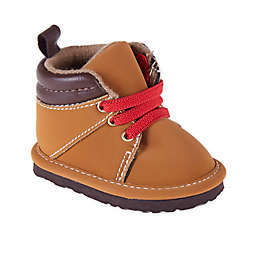 Stepping Stones Work Boot in Tan
