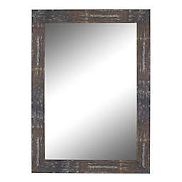 Hitchcock-Butterfield Iron Age 41.5-Inch x 53.5-Inch Wall Mirror in Copper