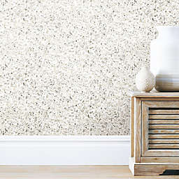 RoomMates® Terrazzo Peel & Stick Wallpaper in Black
