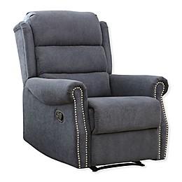 Abbyson Living® Liam Fabric Recliner