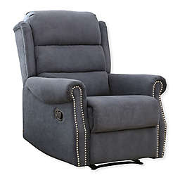 Abbyson Living® Liam Fabric Recliner