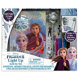 Disney® Frozen II Light Up Activity Set