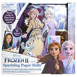 Disney® Frozen II Sparkling Paper Dolls