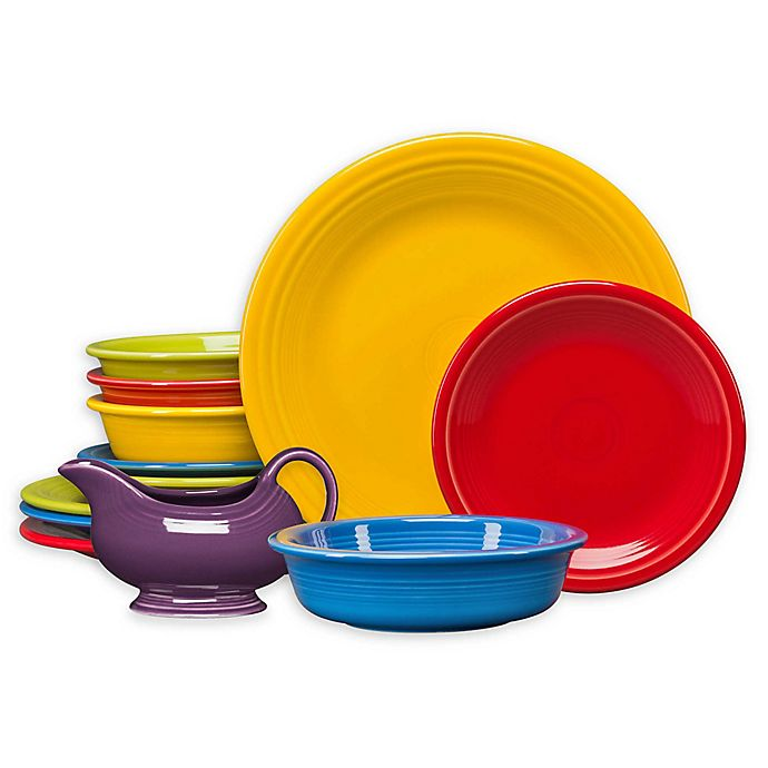 Alternate image 1 for Fiesta® Dinnerware and Serveware Collection