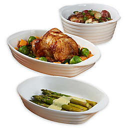 Certified International 3-Piece Bakeware Set