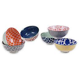 Certified International Soho All Purpose Bowls (Set of 6)