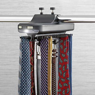 Revolving Tie Rack