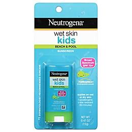 Neutrogena® Wet Skin Kids Stick Sunscreen Broad Spectrum SPF 70