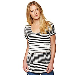 Motherhood® Maternity Slim Fit Lift Up Nursing Shirt