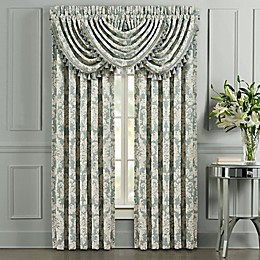 J. Queen New York™ Versailles Rod Pocket Window Curtain Panel