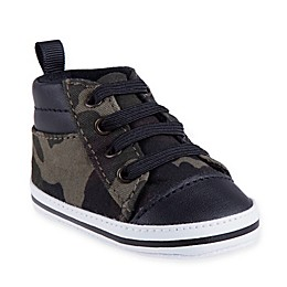 Stepping Stones High-Top Camo Sneaker