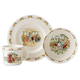 Royal Doulton® Bunnykins 3-Piece Children's Set